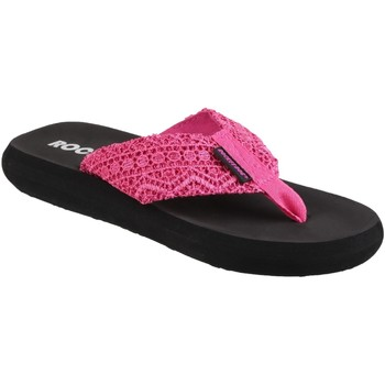Sapatos Mulher Chinelos Rocket Dog  Pink