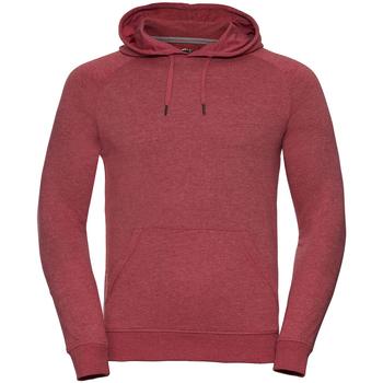 Textil Homem Sweats Russell R281M Marl vermelha