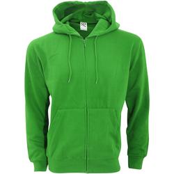 Textil Homem Sweats Sg SG29 Verde