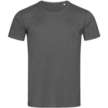 Textil Homem T-Shirt mangas curtas Stedman Stars Stars Slate Grey