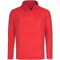 Textil Homem Casaco polar Stedman  Vermelho Escarlate