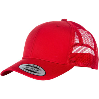 Acessórios Boné Yupoong  Vermelho/vermelho