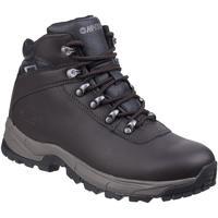 Sapatos Homem Sapatos de caminhada Hi-Tec  Chocolate Escuro