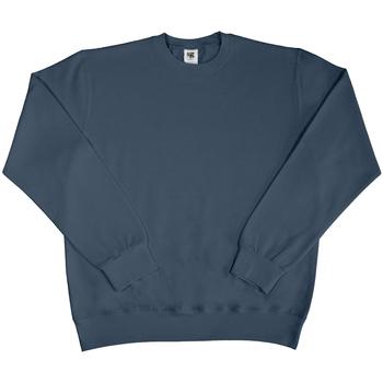 Textil Homem Sweats Sg SG20 Denim