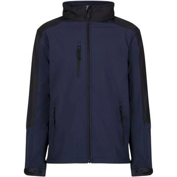 Textil Homem Jaquetas Regatta TRA654 Azul-marinho