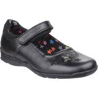 Sapatos Rapariga Sabrinas Hush puppies Clare Preto