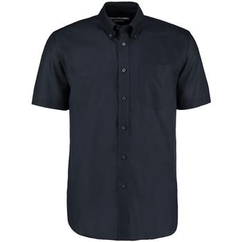 Textil Homem Camisas mangas curtas Kustom Kit KK350 marinha francesa