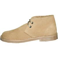 Sapatos Homem Botas baixas Roamers  Camelo