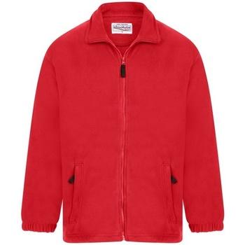Textil Homem Casaco polar Absolute Apparel  Vermelho
