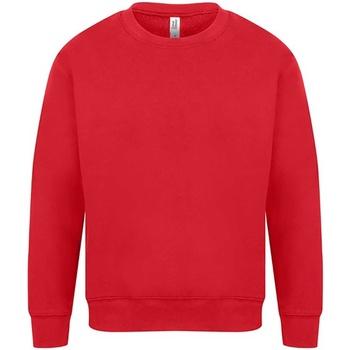 Textil Homem Sweats Casual Classics  Vermelho