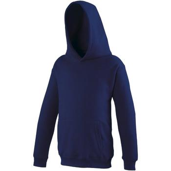 Textil Criança Sweats Awdis JH01J Marinha de Oxford