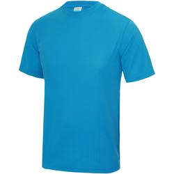 Textil Criança T-Shirt mangas curtas Awdis JC01J Sapphire Blue