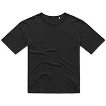 Textil Homem T-Shirt mangas curtas Stedman Stars  Opala Negra