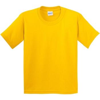Textil Criança T-Shirt mangas curtas Gildan 5000B Daisy