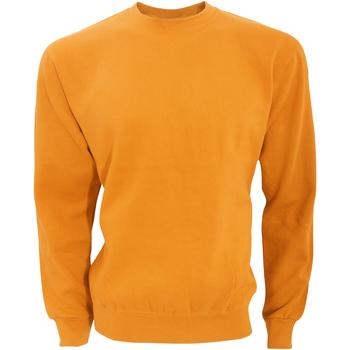 Textil Homem Sweats Sg SG20 Laranja Brilhante