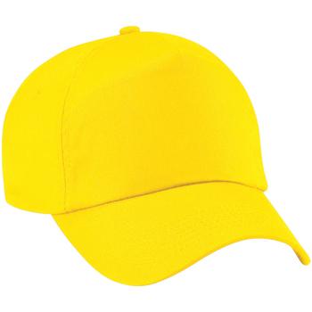 Acessórios Boné Beechfield B10 Amarelo