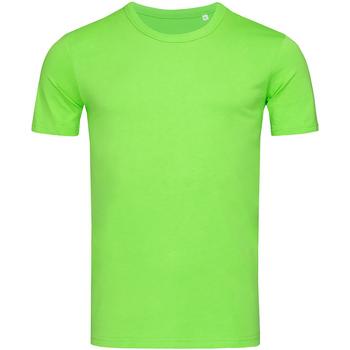 Textil Homem T-Shirt mangas curtas Stedman Stars Morgan Flash Verde