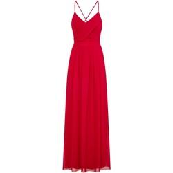 Textil Mulher Vestidos compridos Girls On Film  Vermelho