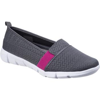 Sapatos Mulher Slip on Fleet & Foster  Cinza