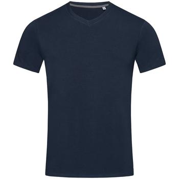 Textil Homem T-Shirt mangas curtas Stedman Stars Clive Marina Blue