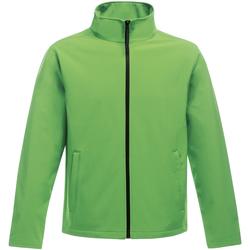 Textil Homem Corta vento Regatta TRA628 Extremo Verde/Preto
