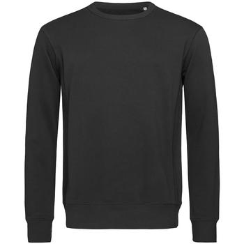 Textil Homem Sweats Stedman Active Opala Negra