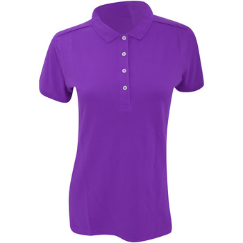 Textil Mulher Polos mangas curta Russell 566F Ultra roxo