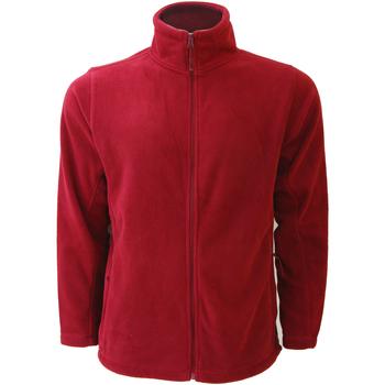 Textil Homem Casaco polar Russell 8700M Vermelho clássico