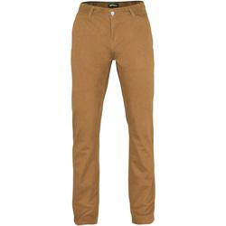 Textil Homem Chinos Asquith & Fox AQ050 Camelo