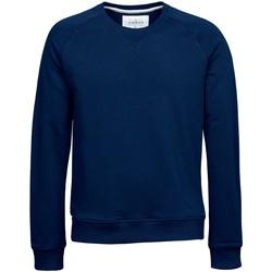 Textil Homem Sweats Tee Jays TJ5400 Azul-marinho