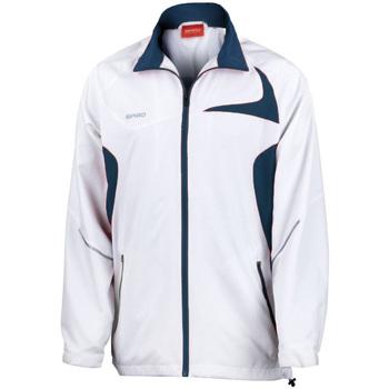 Textil Homem Corta vento Spiro S180X Branco/Navio