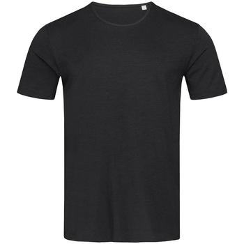Textil Homem T-Shirt mangas curtas Stedman Stars Shawn Opala Negra