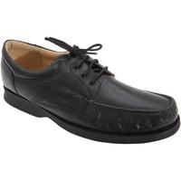 Sapatos Homem Sapatos Roamers  Preto
