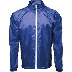 Textil Homem Corta vento 2786 TS011 Real/ Branco