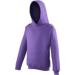 Textil Criança Sweats Awdis JH01J Púrpura