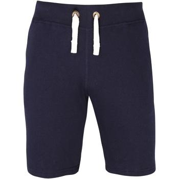 Textil Homem Shorts / Bermudas Awdis JH080 Nova Marinha francesa