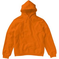 Textil Mulher Sweats Sg Hooded Orange