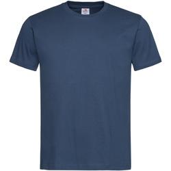 Textil Homem T-Shirt mangas curtas Stedman Stars  Marinha