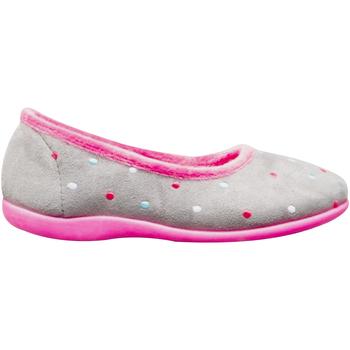 Sapatos Mulher Chinelos Sleepers  Cinza/Fúcsia