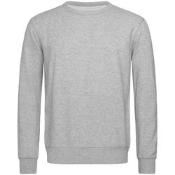 Textil Homem Sweats Stedman Active Heather Grey