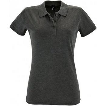 Textil Mulher Polos mangas curta Sols 11347 Carvão Vegetal Marl
