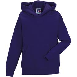 Textil Criança Sweats Jerzees Schoolgear 575B Púrpura