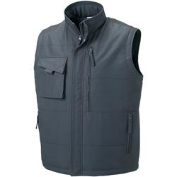 Textil Homem Casacos  Russell 014M Cinza do comboio