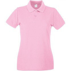 Textil Mulher Polos mangas curta Universal Textiles 63030 Baby Pink