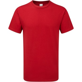 Textil Homem T-Shirt mangas curtas Gildan H000 Sport Scarlet Red
