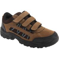 Sapatos Rapaz Sapatos de caminhada Dek  Khaki/Brown