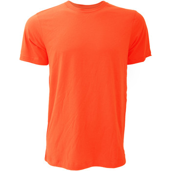 Textil Homem T-Shirt mangas curtas Bella + Canvas CA3001 Coral