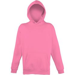 Textil Criança Sweats Awdis JH04J Elétrico Rosa