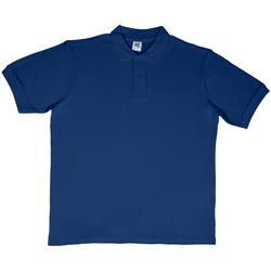 Textil Homem Polos mangas curta Sg SG50 Azul-marinho
