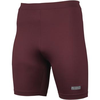 Textil Homem Shorts / Bermudas Rhino RH010 Maroon